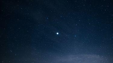 sterrenbeelden in de nacht