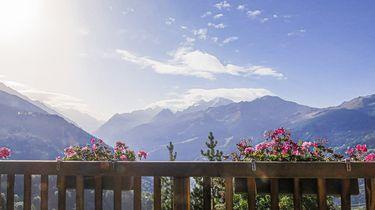 bergvakantie in Zwitserland