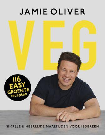 VEG als voorbeeld van vegetarische kookboeken