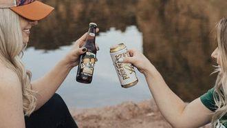 vrouwen die bewust drinken