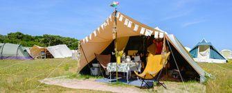 Bedrock Travel stortemelk kamperen Vlieland