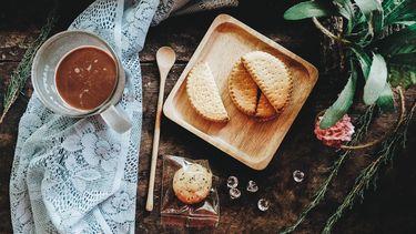 Bedrock - Vegan koekjes