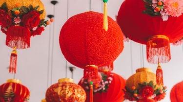 chinese lampionnen