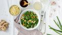 Green veggie stir fry 3