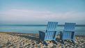 zomerliefde op het strand