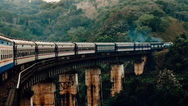 Europa treinreizen