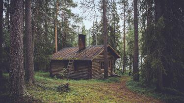 huis in de natuur