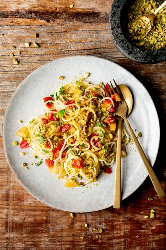 vega zomer pasta