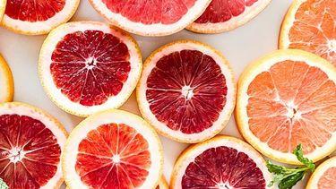 citrusvruchten om mee schoon te maken