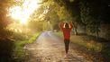 fris en energiek wakker worden