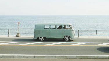 oud VW busje