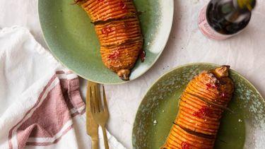 Koken met seizoensgroenten in de herfst