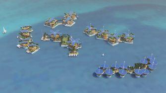 eerste drijvende stad