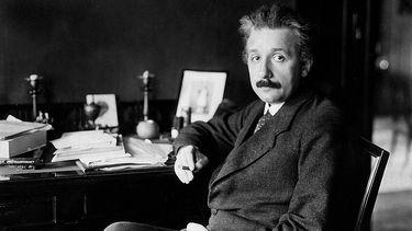 Afbeelding van Albert Einstein