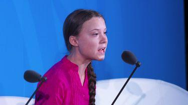 Great Thurnberg speech