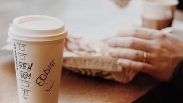 starbucks koffiebekers recyclen