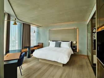 duurzaamste hotel Amsterdam