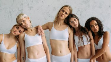 vrouwen in lingerie