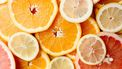 vitamine C in citrusvruchten