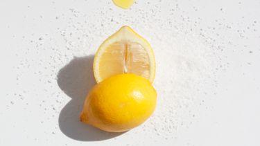 Citroen en zout