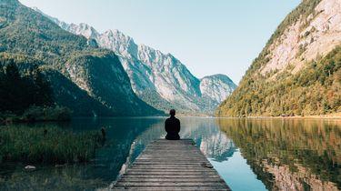 eenzame introvert
