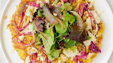 vegetarische rösti met saffraanyoghurt recept 1