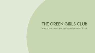 The Green Girls Club podcast
