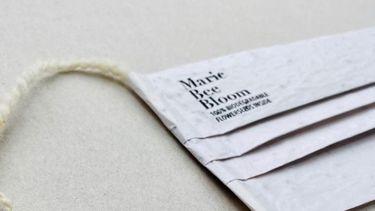 Mondkap Marie Bee Bloom