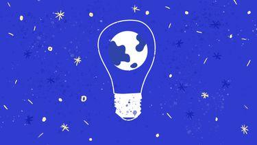 Illustratie van Earth Hour