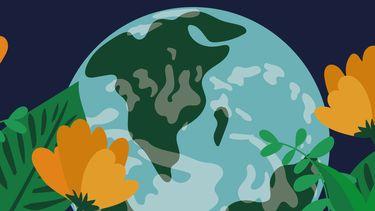 Illustratie Earth Hour