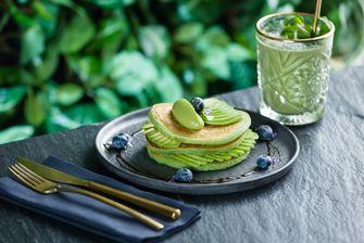 avocado pannenkoek
