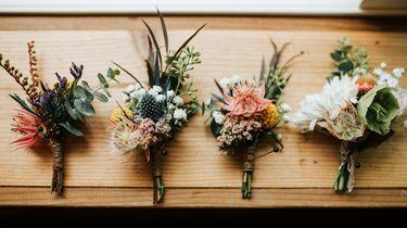 boeketten bloemen