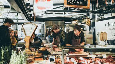 tegen vleesmarketing