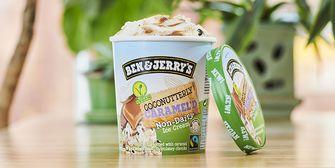 coconutterly caramel'd, ben & Jerry's, non-dairy, vegan