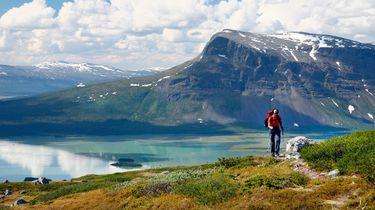wandelen, zweden, hiken, hikes, natuur,