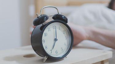 Snoozen, wekker opstaan