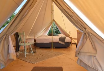 tent de zwier camping