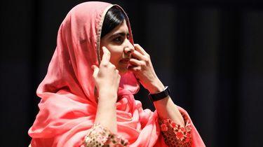 Foto van Malala Yousafzai