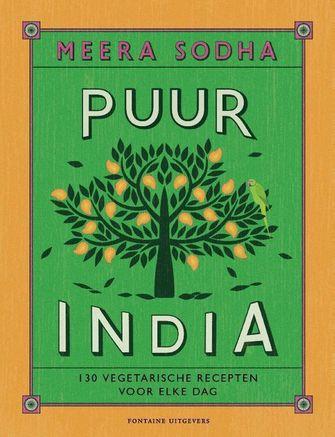 Puur India als voorbeeld van vegetarische kookboeken