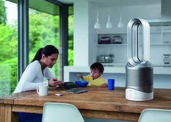 Dyson Pure Hot+Cool Link luchtreiniger huishoudelijk gebruik