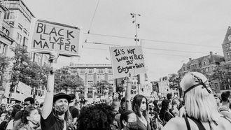 Black lives matter steunen