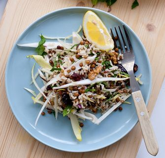 zomerse vegetarische recepten