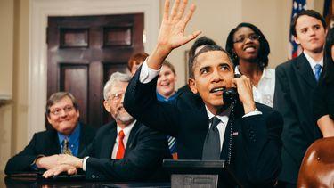Barack Obama als president van de Verenigde Staten