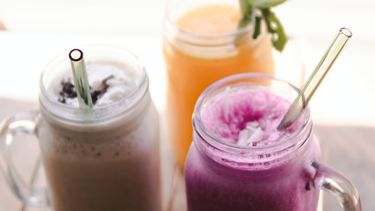 3 gezonde drankjes