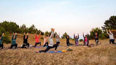 yogaretreat in Nederland