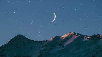 maan en bergen