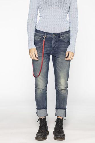 Afbeelding duurzame spijkerbroek By Sympany x Kuyichi