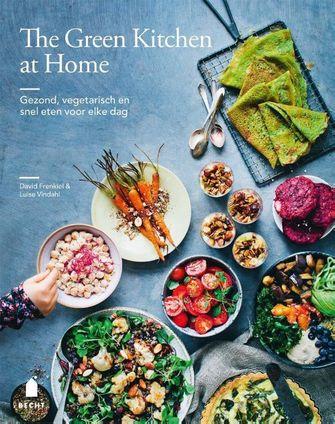 The Green Kitchen at home als voorbeeld van vegetarische kookboeken