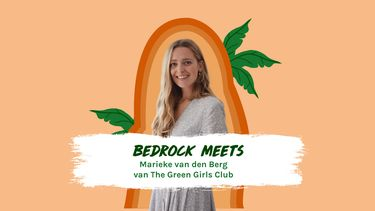Podcast Marieke van den Berg Bedrock Meets