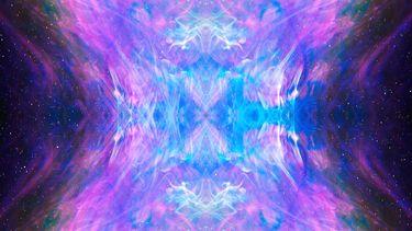 psychedelische kleuren